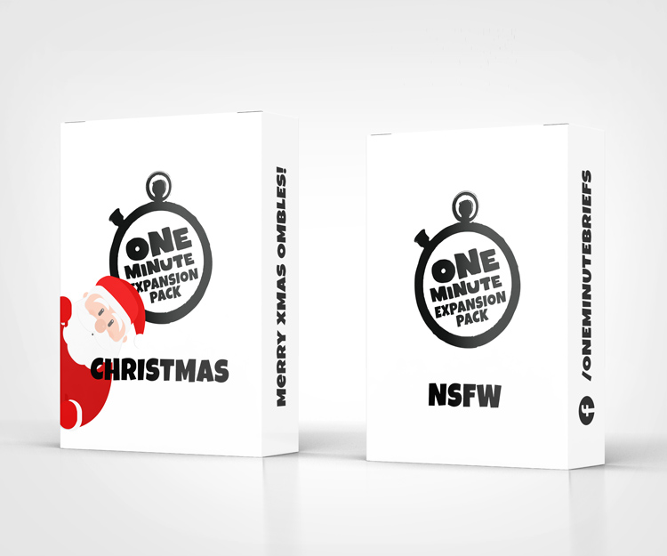One Minute Briefs Card Game